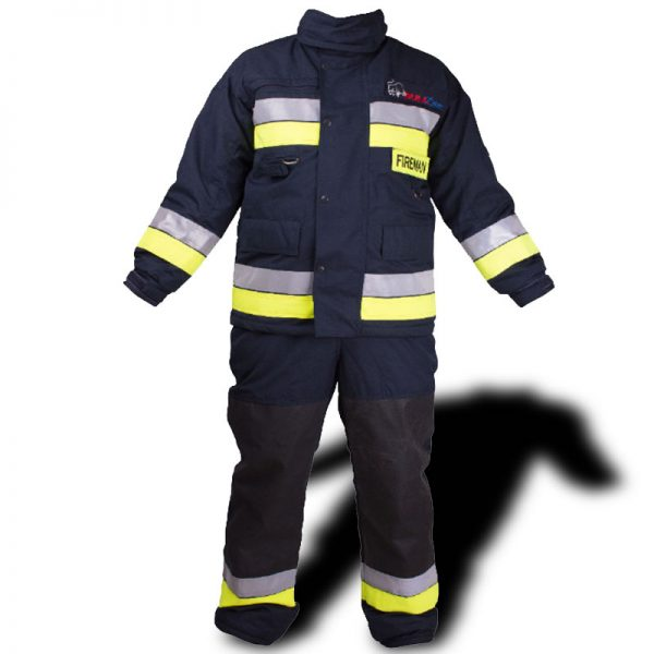 BULLDOZER FIRE FIGHTING SUIT