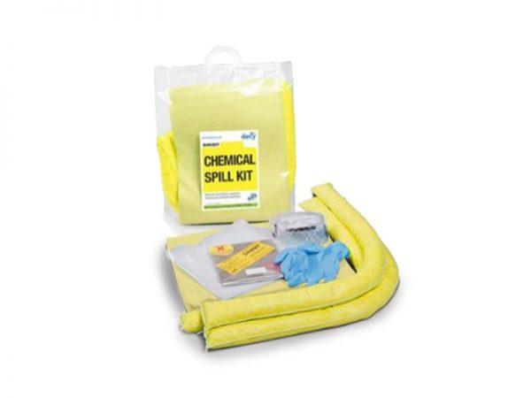CHEMICAL SPILL KIT 5 GALLON