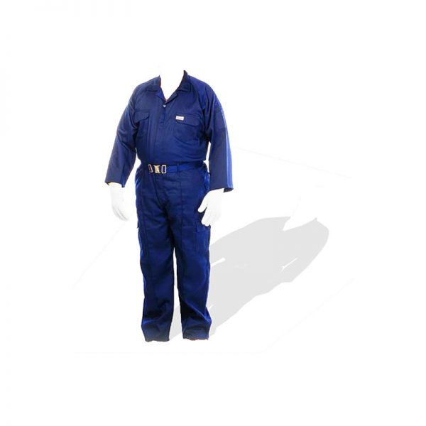 COVERALL 65/35 POLLYCOTTON