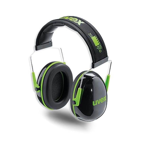 EAR MUFFS K-1 UVEX