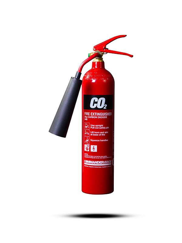 FIRE EXTINGUISHER CARBON DIOXIDE
