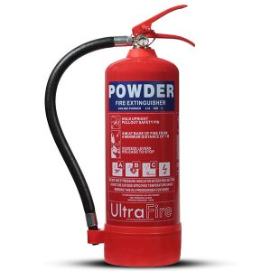 FIRE EXTINGUISHER DRY POWDER