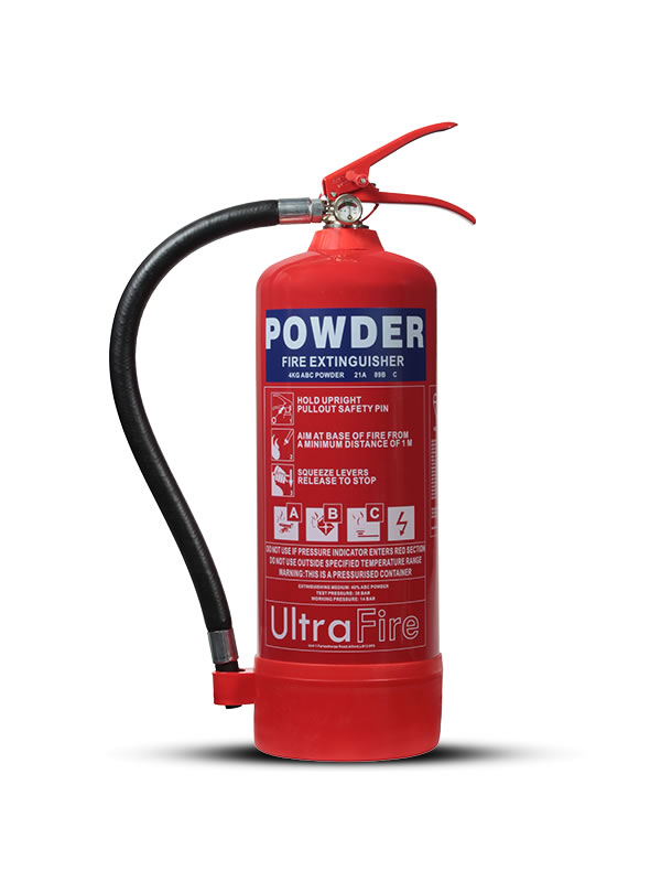 FIRE EXTINGUISHER DRY POWDER