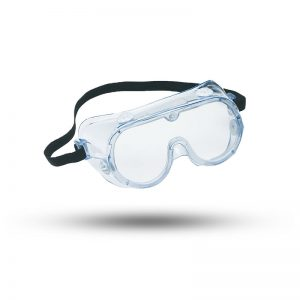 FULL COVER CLEAR GOGGLES