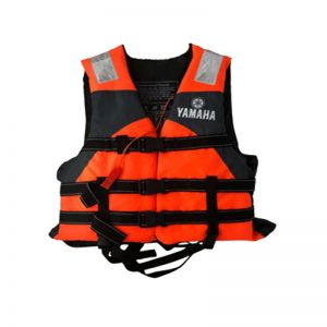 LIFE JACKET ORANGE- YAMAHA
