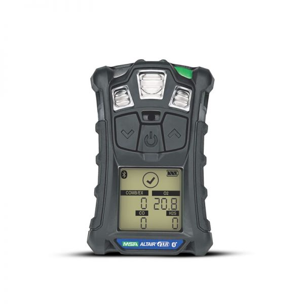 MSA ALTAIR 4XR MULTIGAS DETECTOR (LEL/O2/CO/H2S) CHARCOAL