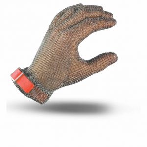 METAL CHAIN GLOVES
