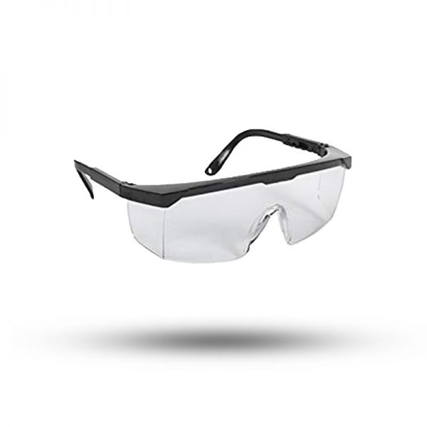 SAFETY SPECTACLES CLEAR STANDARD