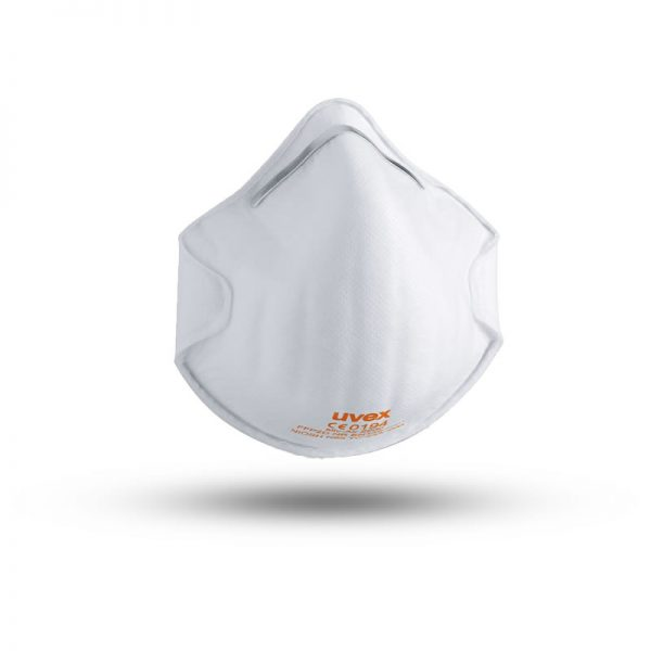 SILV-AIR FFP2 DISPOSABLE DUST MASK UVEX (8732200)