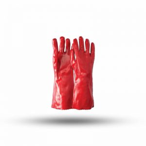 SINGLE DIPPED CHEMICAL GLOVES 30CM
