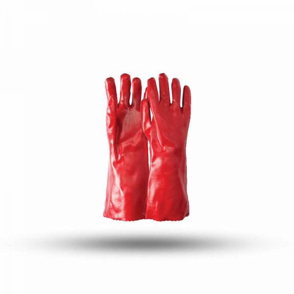 SINGLE DIPPED CHEMICAL GLOVES 40CM