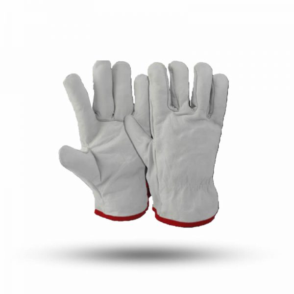 SMOOTH LEATHER GLOVES DRIVER