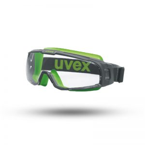 U-SONIC WORKPLACE SAFETY IMPACT GOGGLES UVEX
