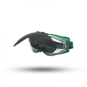 ULTRASONIC FULL WELDING GOGGLE FLIP UP UVEX