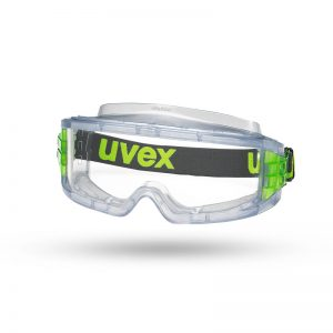 ULTRAVISION CA CHEMICAL SAFETY GOGGLE CLEAR UVEX