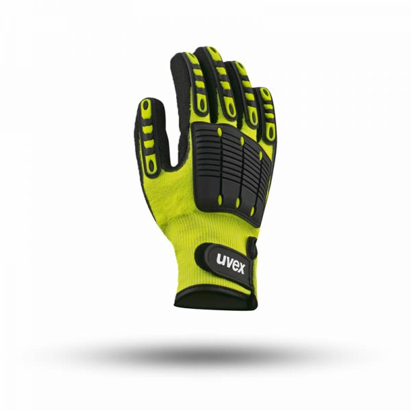 UVEX IMPACT ONE GLOVES