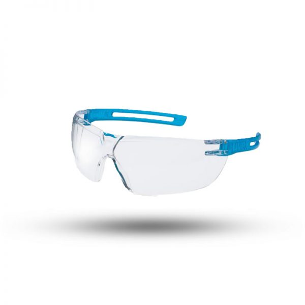 UVEX X-FIT SAFETY SPECTACLES CLEAR
