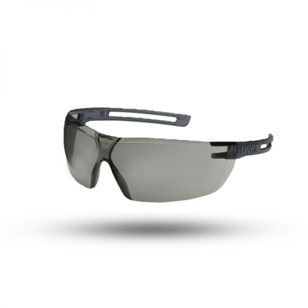 UVEX X-FIT SAFETY SPECTACLES DARK
