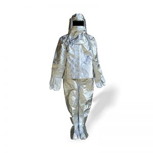 ALUMINIUM SAFETY SUIT